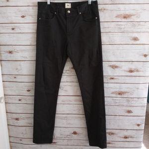 Obey Propaganda Dark Gray Jeans 32 x 32